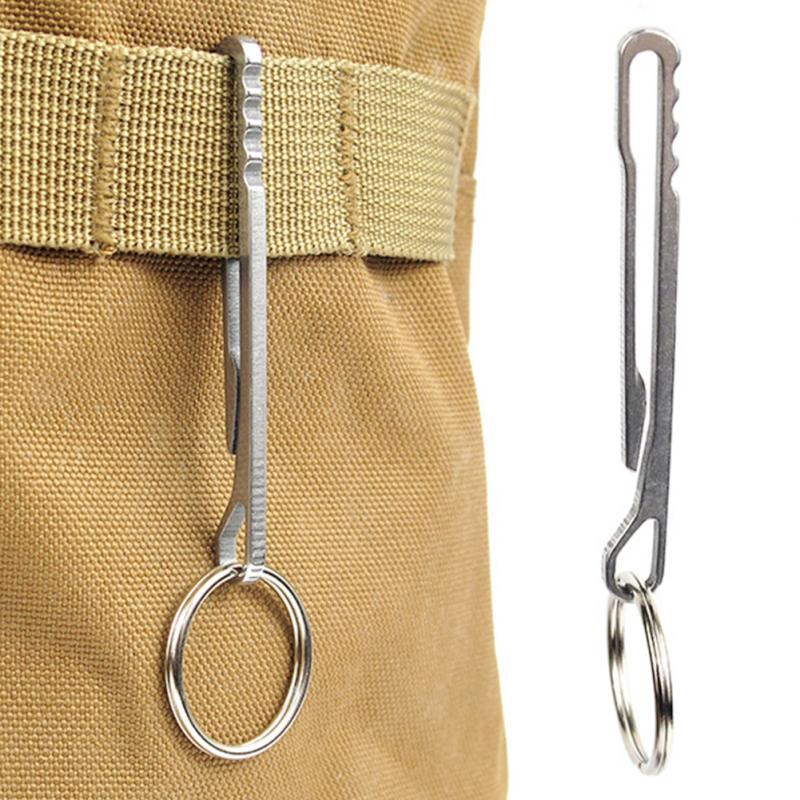 Stainless, For, Steel, Clip, Outdoor, Traveling
