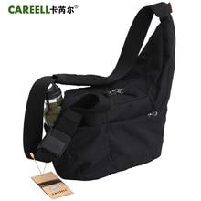 뜨거운 판매 CAREELL C2028 경량 방수 SLR 카메라 가방 어깨 마이크로 싱글 카메라 가방 전문 캐주얼 남성과 여성