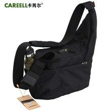 Vendita calda CAREELL C2028 leggero impermeabile borsa tracolla fotocamera REFLEX micro singolo sacchetto di macchina fotografica professionale casual gli uomini e le donne