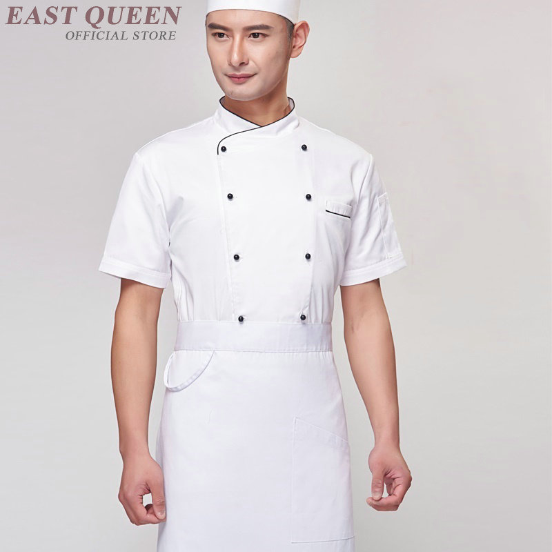 77e361c3228 Питание одежда общественного питания шеф-повар куртка unifrom одежда Отель  Ресторан Кухня официанта повара костюм