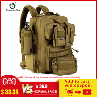 Military Army Tactical Backpack 30L Mochila Militar Rucksack Outdoor Camping Hiking Trekking Camouflage Bag Bolsa Tatica