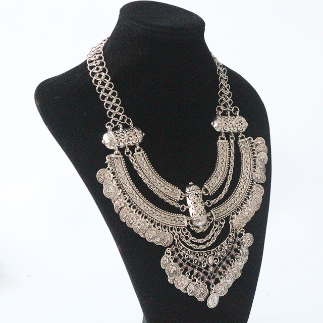 Native Style Necklace POWER DIVA