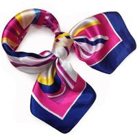 How Sell 2018 BrandiS Frans The New Spring And Summer Printing Small Scarves Occupation Airline Stewardess