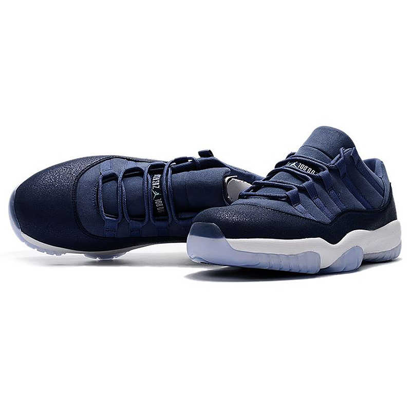 6a71aa8e5d04d5 ... Wear-resistant Lightweight Nike Air Jordan 11 Retro Low GG AJ11 Men s  Basketball Shoes