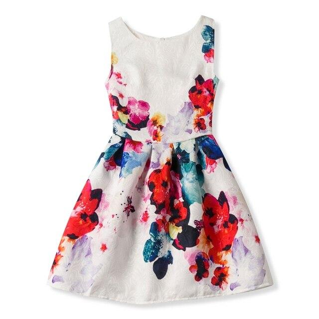 Kinder Kleidung Mädchen Sommerkleid Sommer Kleid Für Mädchen Partei ...