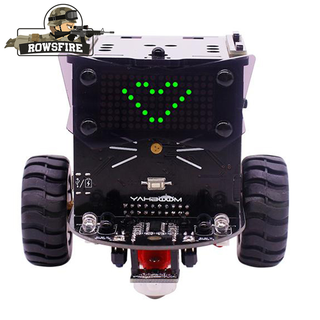 2019 New Hot 1 Set Standard Version Omibox Scratch Programmable Robot Car Kit