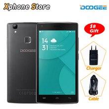 Оригинал DOOGEE X5 MAX Pro 5.0 дюймов Android 6.0 2 ГБ ОПЕРАТИВНОЙ ПАМЯТИ 16 ГБ ROM 4 Г LTE Мобильный Телефон MTK6737 Quad Core 4000 мАч Сотовый телефон