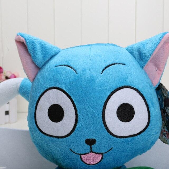 Аниме плюшевая игрушка Хеппи Хвост Феи 23 см для детей подарок на день рождения 4