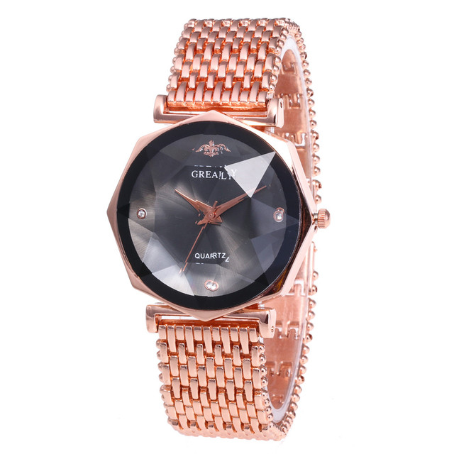 Ladies Bracelet Watch Set Wristwatch Bangles Diamond Watches Fashion Accessories