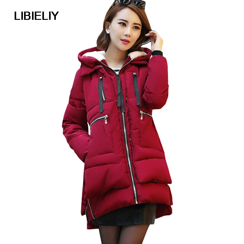 Nice Fashion Plus Size 7XL Thick Parkas Jacket Women Winter Warm Short Style Solid Hooded Down Female Padded Slim Jacket Coats winter jacket women nice new style parkas overcoat brand fashion hooded plus size cotton padded warm jackets and coats aw1148