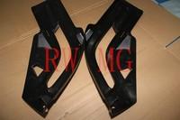top quality original plastic daytime running light fog lamp base holder for MG3 MG 3 2014, one pair