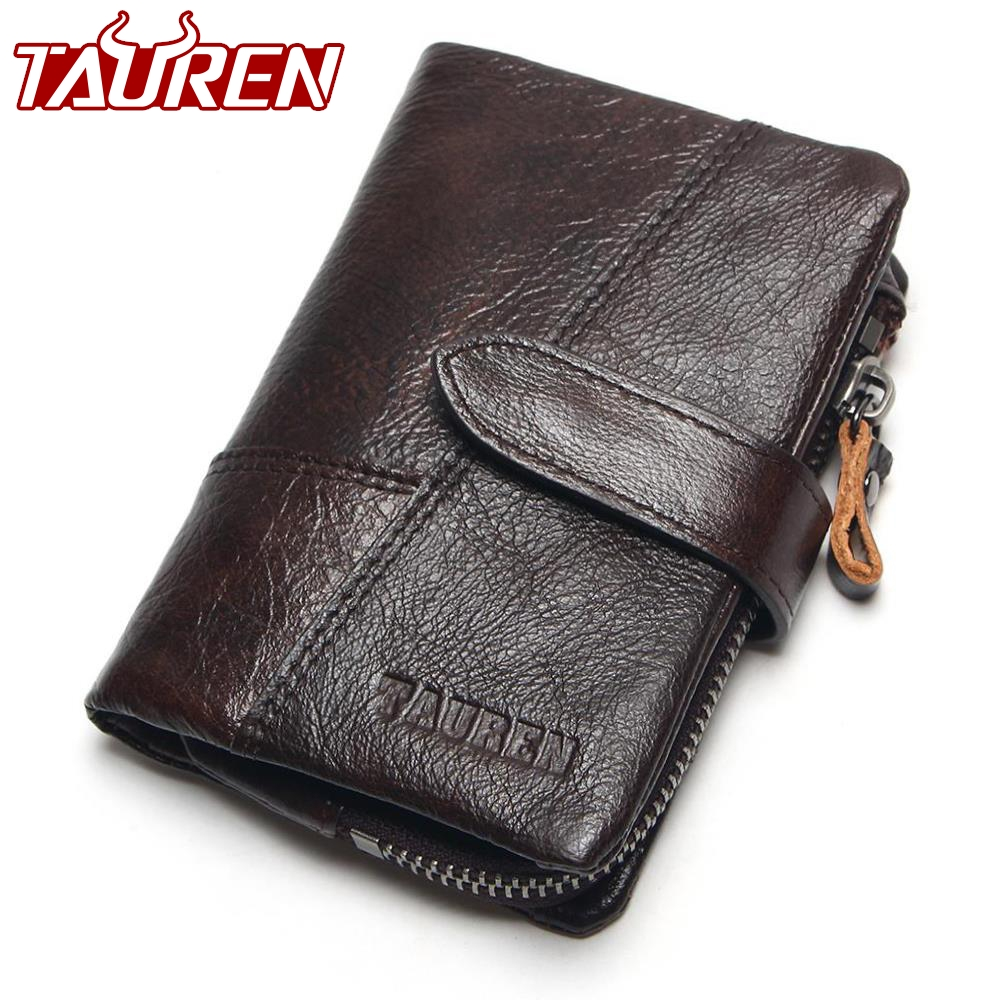 TAUREN OIL WAX Cowhide Genuine Leather Men Wallets Fashion Purse With Card Holder Vintage Long Wallet Clutch Wrist Bag ситечко moulinvilla masterclass 7 5 см