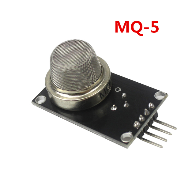MQ5 MQ 5 MQ-5 Smoke Liquefied Flammable Methane Gas Sensor Module