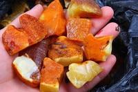 20grams 100 % Genuine Natural Baltic Amber Stone Raw