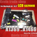 A estrenar para apple macbook air 13.3 pulgadas a1466 a1369 mc503 MC504 MC965 MC966 MD231 MD232 MD760 MD761 Montaje de la Pantalla LCD Portátil