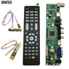 Free Shipping V59 Universal LCD TV Controller Driver Board PC VGA HDMI USB Interface 7 Key