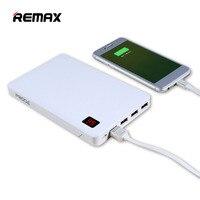 Remax Proda 30000 MAh Power Bank 4 USB Poverbank 30000mAh For Xiaomi Mi Samsung Iphone Laptop