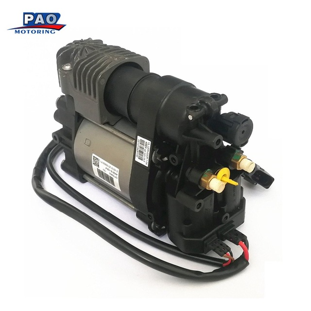 US $399 0 |Aliexpress com : Buy For Porsche Cayenne II 92A (Facelift) 2010  2015 VW Touare Air Compressor Air Suspension Pump