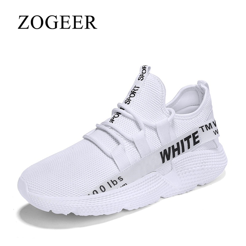 Men Shoes, Large Size 39-48 Fashion Sneakers Mens, 2018 New Design Breathable Comfortable Lace Up Casual Shoes Men, ZOGEER Brand cimim brand new hot sale men flats shoes fashion mens shoes casual comfortable mens shoes large sizes 38 48 superstar zapatos