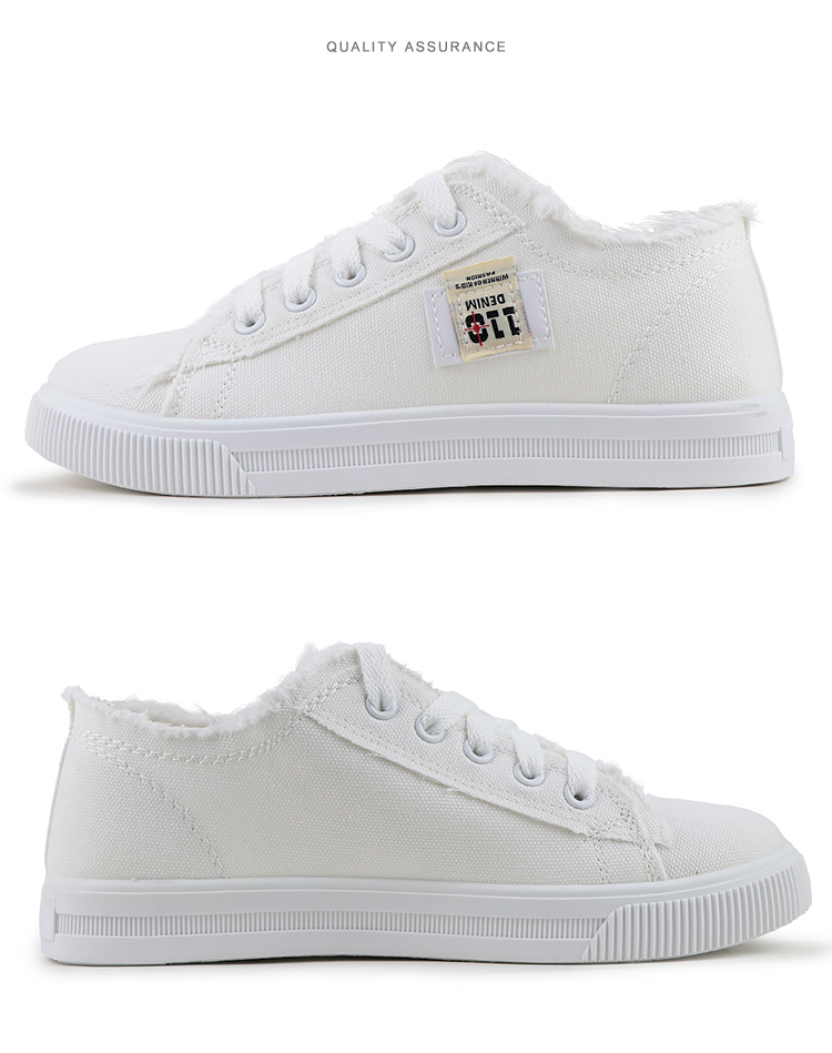 Women's Canvas Sneakers Shoes
