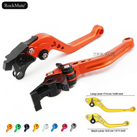 Motorcycle Adjustable Brake clutch lever Short Long For HONDA CBF125 Stunner 2009 2014, CBR125R 2004 2015