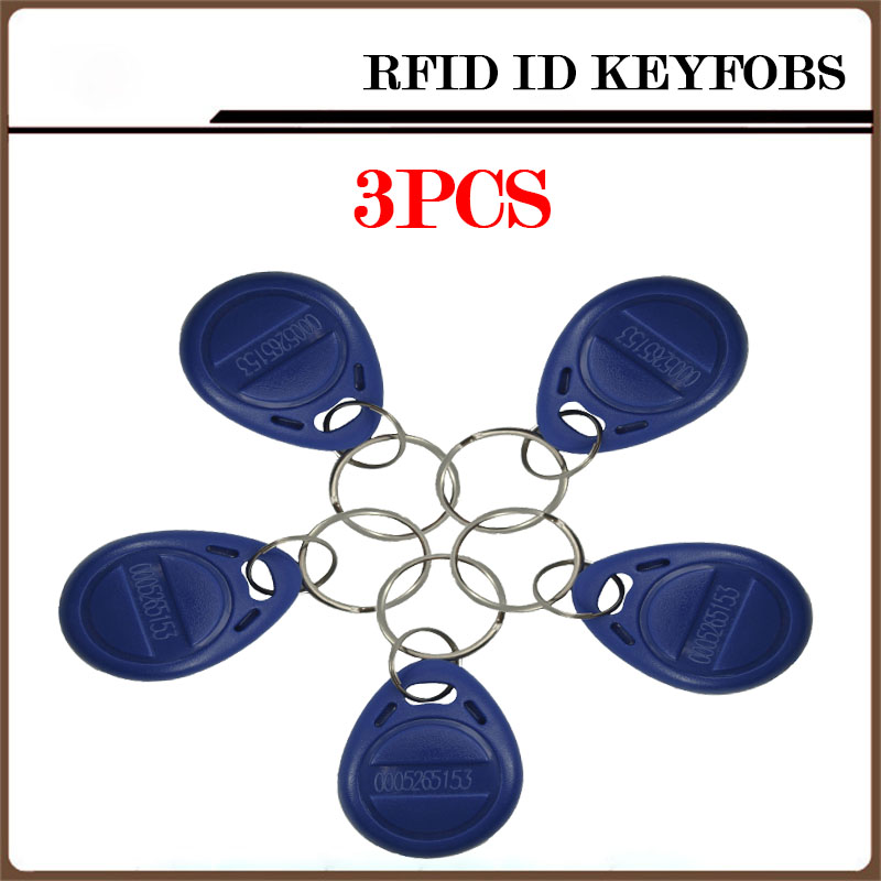 3pcs RFID Card 125kHz RFID Key Id Card Nfc Tags Door Entry Nfc Card For Access Control System Timeclock 20pcs rfid card 125khz rfid key id card nfc tags pegatinas nfc card adesivo for access control system timeclock