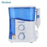 Original Nicefeel FC188 Electric Oral Irrigator Dental Flosser UV Sterilizer 1000ml Water Tank