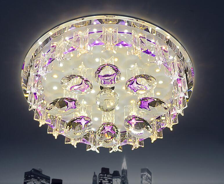 Plafoniere Da Ingresso : Guardaroba luci di soffitto cristallo ingresso corridoio