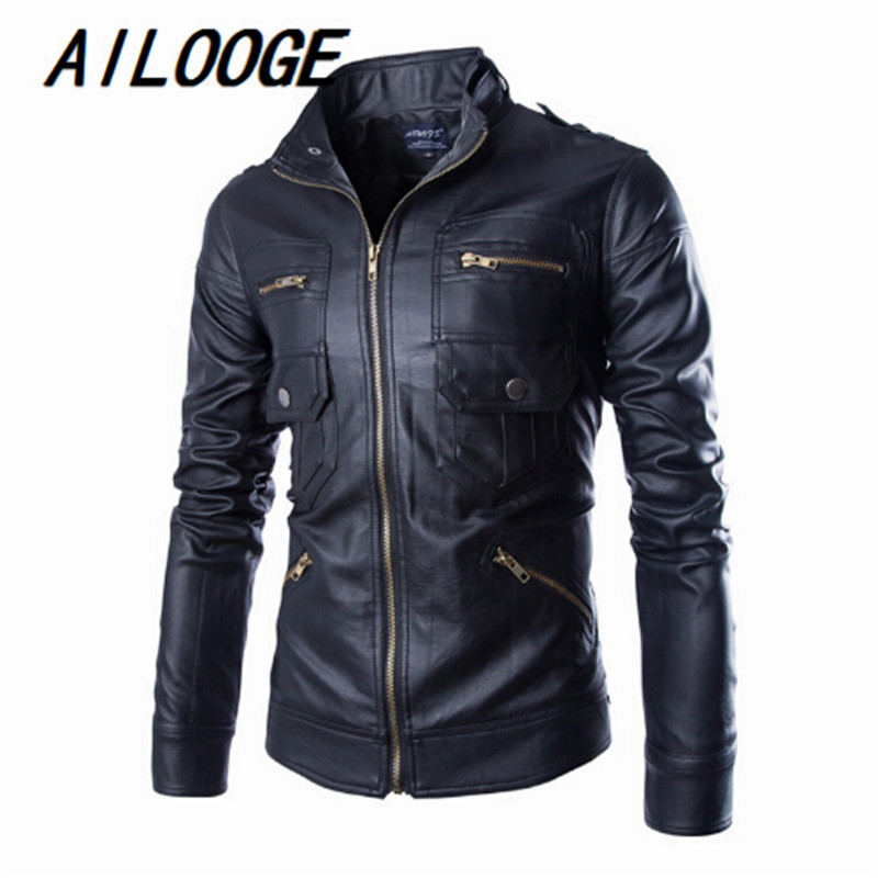 Online Get Cheap Light Brown Leather Jackets -Aliexpress.com ...