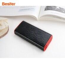Besiter Smart Запасные Аккумуляторы для телефонов 10000 мАч Портативный для Мобильные телефоны Батарея ячейки зарядки Зарядное устройство Dual USB Порты и разъёмы внешних АКБ