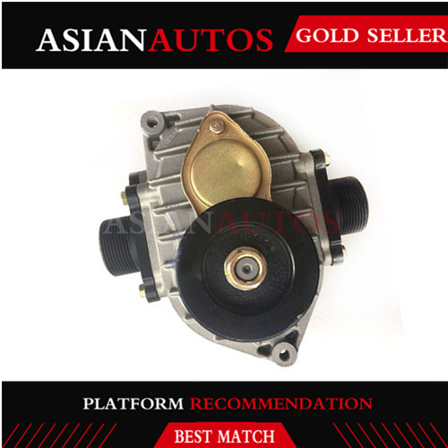 Original <font><b>AISIN</b></font> <font><b>AMR500</b></font> For Roots supercharger Compressor blower booster Kompressor turbine Auto Car image