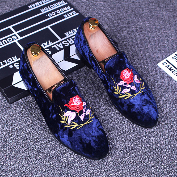 Luxury Brand Men Casual Wedding Nightclub Shoes Velvet Leather Driving Shoes Fashion Summer Boat Shoes Moccasins Zapatos Hombre