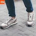 Оригинальная спортивная обувь Xiaomi, 3 цвета, FREETIE 80, повседневная обувь в стиле ретро, дышащая, Освежающая, с сеткой, удобная и устойчивая для м...