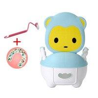Baby Potty Toilet Portable Toilet Kids Training Seat Potty Chair Child WC Urinal Cute Boy Potty Kids Potty Child Toilet
