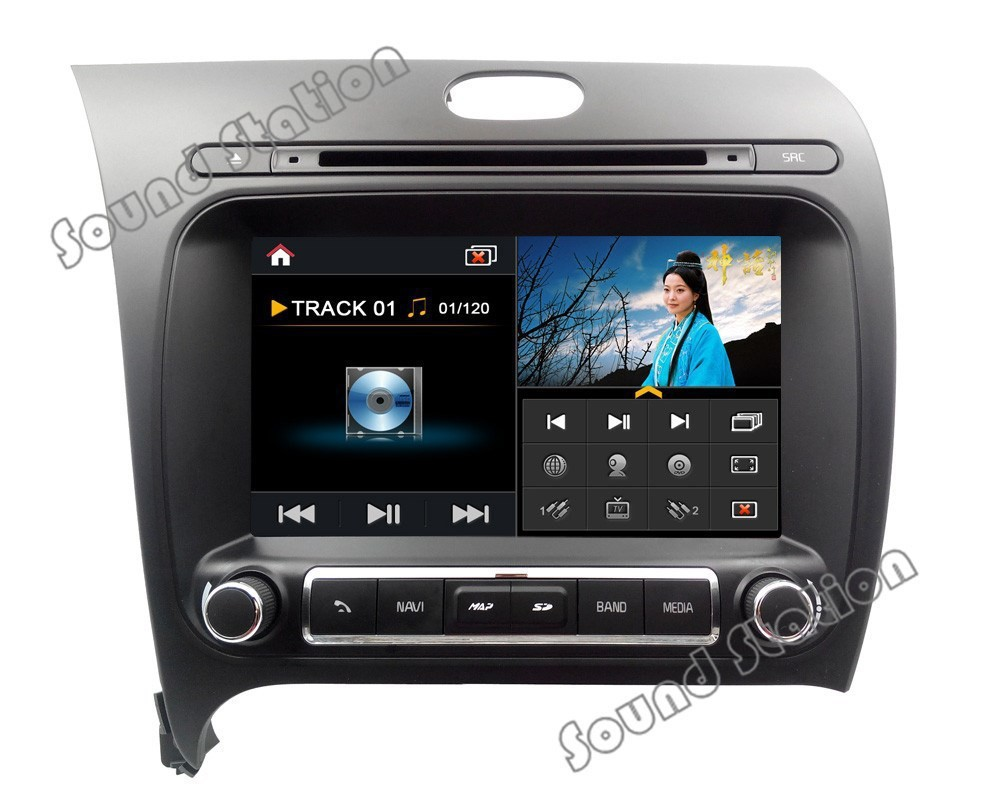 Autocardvdgps for kia cerato k3 forte auto car dvd gps navigation audio