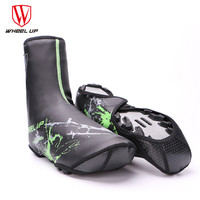 WHEEL UP Cycling Shoe Cover Copriscarpe Ciclismo Waterproof Thermal MTB Road Bicycle Bike Shoe Covers Overshoes Warm Boot Cover