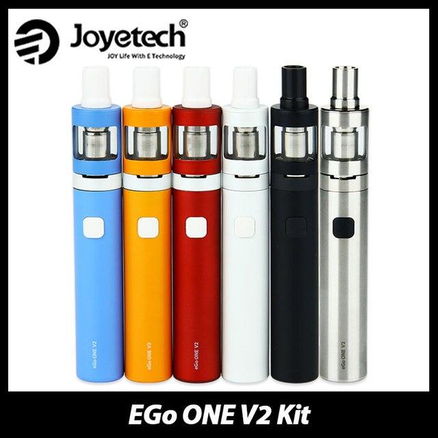 Оригинал Joyetech эго ОДИН V2 Комплект Электронных Сигарет с 2 мл Распылитель vs1500mAh/2200 мАч Батареи эго один v2 Ручки вапоризатора