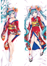Anime Vocaloid Hatsune Miku Hugging Body Pillow Cover Case Bedding Covers Pillowcses