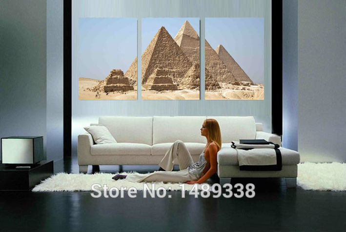 3 panel modern painting home decorative art picture paint on canvas