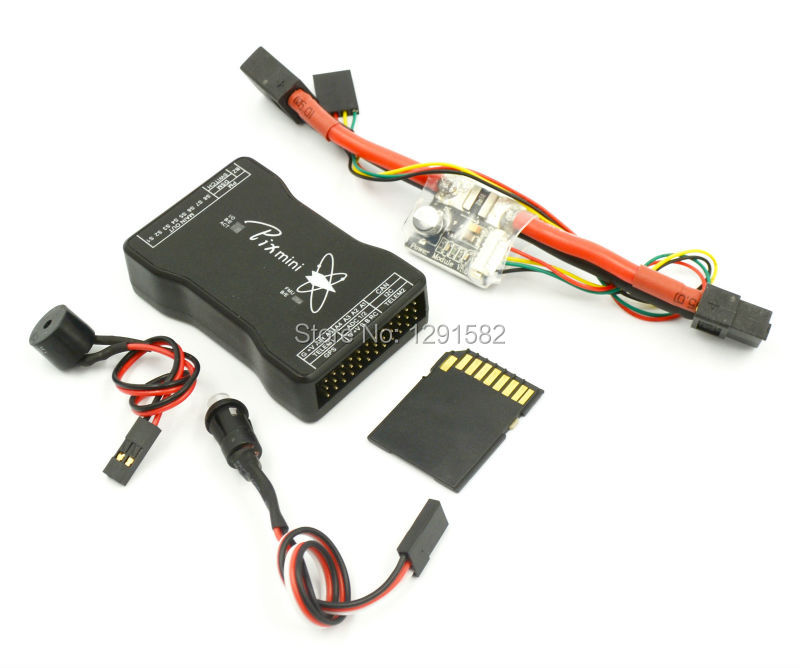 Mini Pixhawk 2.4.6 Flight Control 32bit with 4G Card & USB Data Cable With Power Module