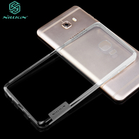 New For Samsung Galaxy C9 Pro C9000 Cover NILLKIN Hight Quality Ultra Thin Slim TPU Case