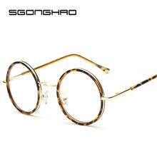 Vintage Round Sunglasses Women Men Sun Glasses Mirror Coating Lentes Eyewear oculos gafas de sol