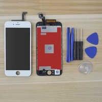 Sinbeda AAAA pantalla para iPhone 4S 4 5 LCD pantalla táctil digitalizador montaje para iPhone 5 5S 6 LCD pantalla de reemplazo