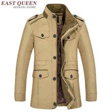 Winter jacket for men warm fur men winter coat mens winter parkas KK1651 H