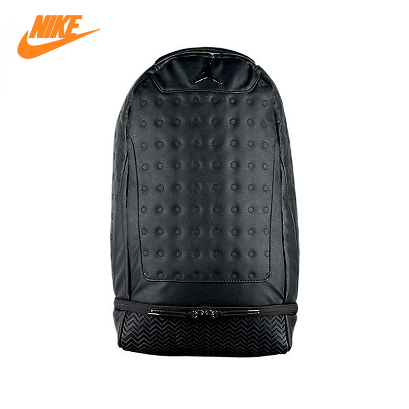 Air Jordan Retro 12 13 School Bag Sports Backpack Computer Bag,Men and Women Unisex Backpacks Sports Bags 13 laptop backpack bag school travel national style waterproof canvas computer backpacks bags unique 13 15 women retro bags