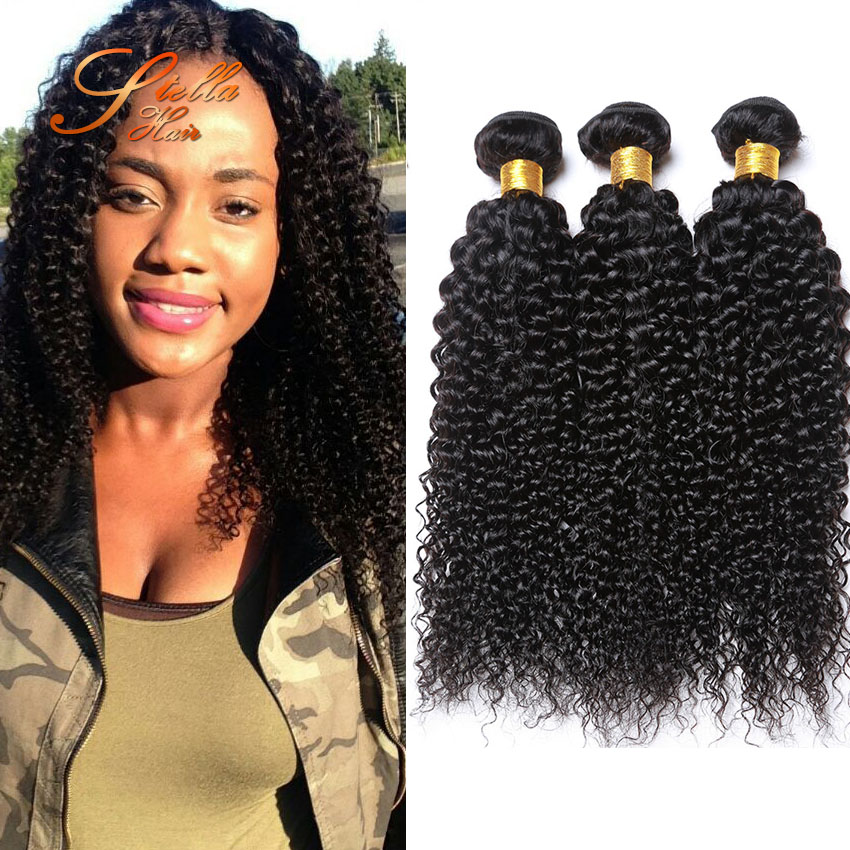 6A Brazilian Virgin Hair Kinky Curly Human Hair Weaves 3 Bundles Real  Brazilian Hair Extensions Cheap Brazilian Hair Bundles on Aliexpress.com  7094d80a5943