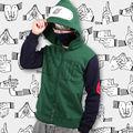 Cosplay Anime Naruto Hatake Kakashi Jacket Sweatshirt Coat Hoodie