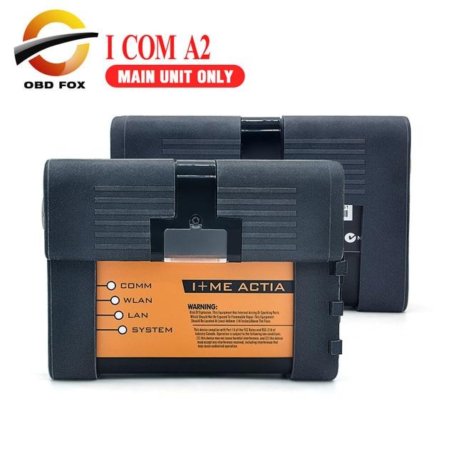 A2 B C unidade principal para bmw icom icom a2 sem cabo cabeça 2018 sem software icom a2 DHL Livre