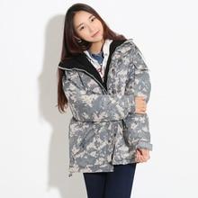Newest Edition Southplay Winter Waterproof 10 000mm Warming Khaki Gary Military font b Jacket b font