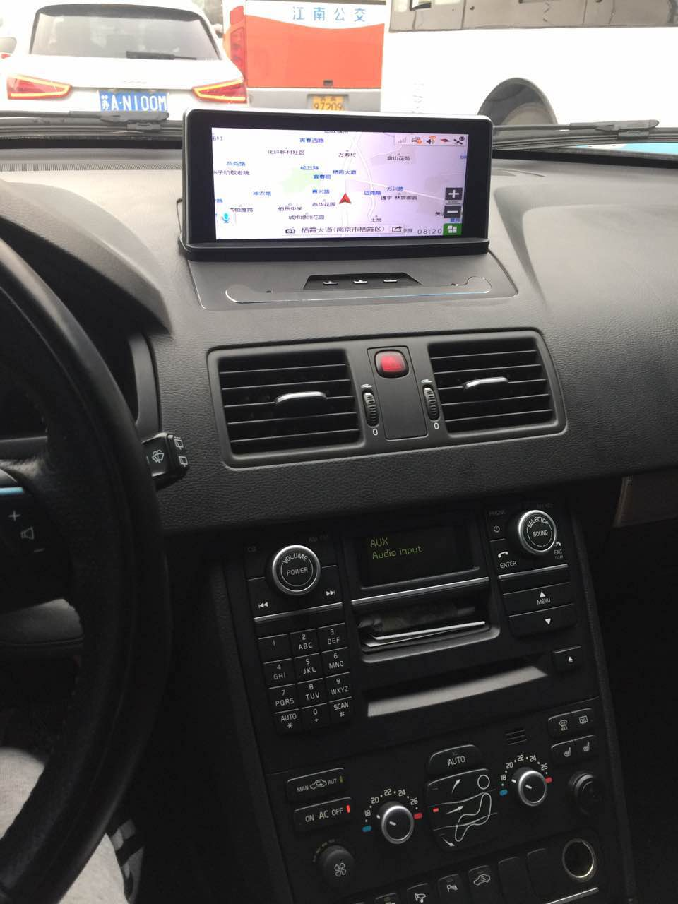 88 Inch Android 444 Car Dvd Gps Navi Audio For Volvo XC90 2004 2013 HD1024600 OBD 1GB DR 8GB